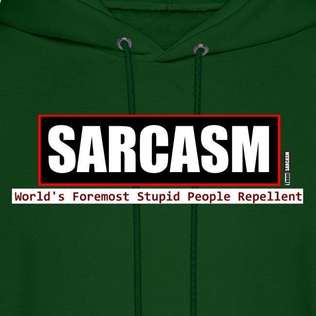 Stupid People Repellent