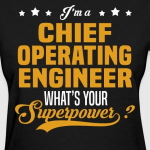 Chief Operating Engineer - Women's T-Shirt