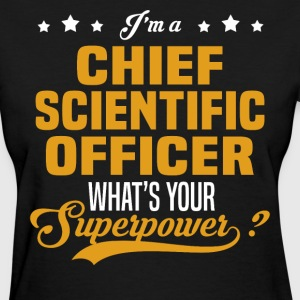 Chief Scientific Officer - Women's T-Shirt