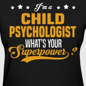 Child Psychologist - Women's T-Shirt