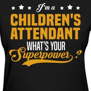 Children'S Attendant - Women's T-Shirt