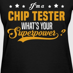 Chip Tester - Women's T-Shirt