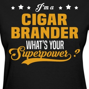 Cigar Brander - Women's T-Shirt