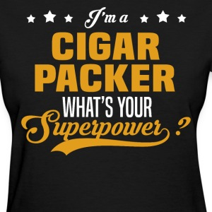 Cigar Packer - Women's T-Shirt
