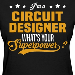 Circuit Designer - Women's T-Shirt