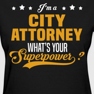 City Attorney - Women's T-Shirt