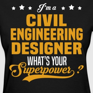 Civil Engineering Designer - Women's T-Shirt