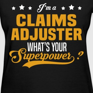 Claims Adjuster - Women's T-Shirt