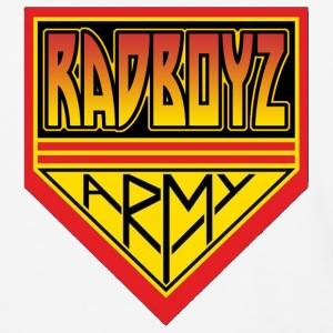 RadBoyz Army Rock T - Baseball T-Shirt