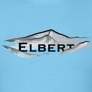 Mt. Elbert Mens Tee - Men's T-Shirt