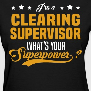 Clearing Supervisor - Women's T-Shirt