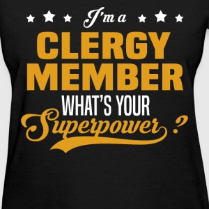 Clergy Member - Women's T-Shirt