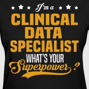 Clinical Data Specialist - Women's T-Shirt