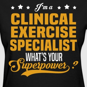 Clinical Exercise Specialist - Women's T-Shirt
