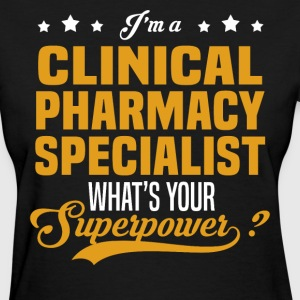 Clinical Pharmacy Specialist - Women's T-Shirt