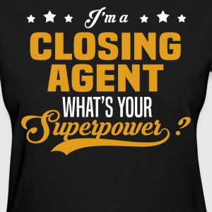 Closing Agent - Women's T-Shirt