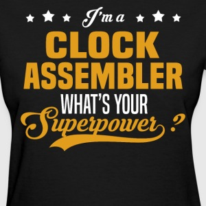 Clock Assembler - Women's T-Shirt