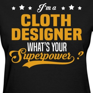 Cloth Designer - Women's T-Shirt
