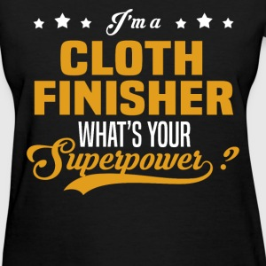 Cloth Finisher - Women's T-Shirt