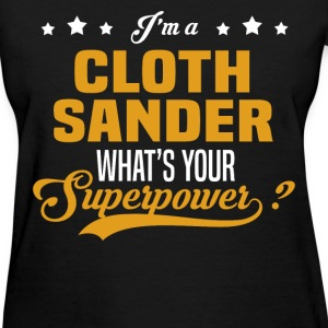 Cloth Sander - Women's T-Shirt
