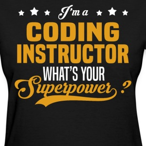 Coding Instructor - Women's T-Shirt