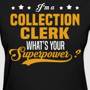 Collection Clerk - Women's T-Shirt