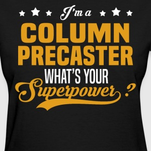 Column Precaster - Women's T-Shirt