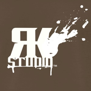 RKStudio White Logo Version - Men's Premium T-Shirt
