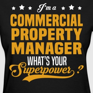 Commercial Property Manager - Women's T-Shirt