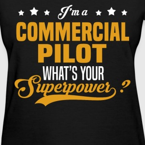 Commercial Pilot - Women's T-Shirt