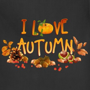 i_love_autumn_11_201601 Aprons - Adjustable Apron