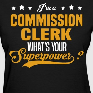 Commissioning Manager - Women's T-Shirt