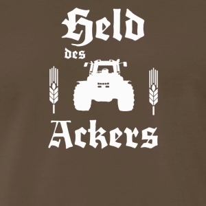 Held des Ackers Trecker - Men's Premium T-Shirt