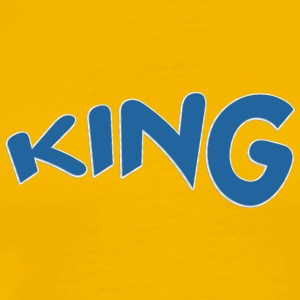 King 2 - Men's Premium T-Shirt