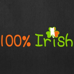 ♥ټ☘I'm 100% Irish-Irish Power Tote Bag☘ټ - Tote Bag