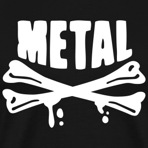 metal T-Shirts - Men's Premium T-Shirt