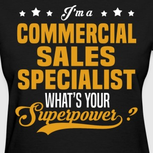 Commercial Sales Specialist - Women's T-Shirt