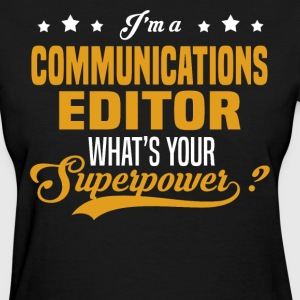 Communications Editor - Women's T-Shirt
