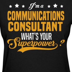 Communications Consultant - Women's T-Shirt