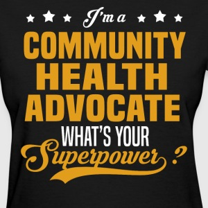 Community Health Advocate - Women's T-Shirt