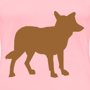 Coyote - Women's Premium T-Shirt
