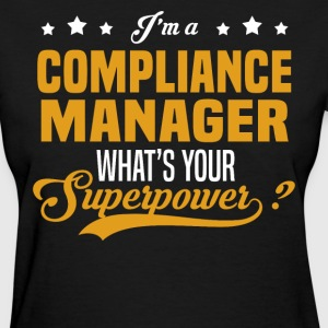 Compliance Manager - Women's T-Shirt