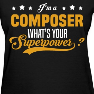 Composer - Women's T-Shirt