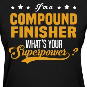 Compound Finisher - Women's T-Shirt