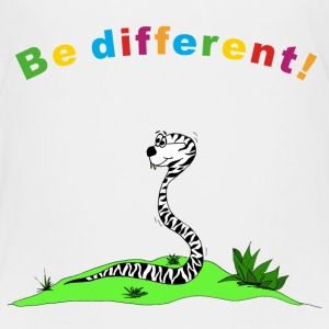 be different Baby & Toddler Shirts - Toddler Premium T-Shirt
