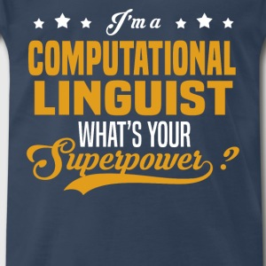 Computational Linguist - Men's Premium T-Shirt