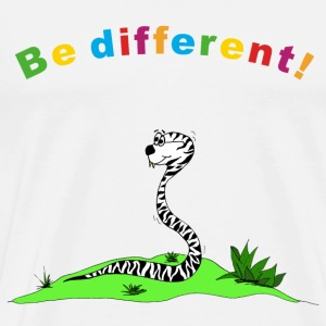 be different T-Shirts - Men's Premium T-Shirt