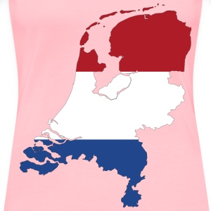 The netherlands  - Women's Premium T-Shirt