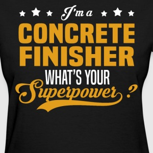 Concrete Finisher - Women's T-Shirt