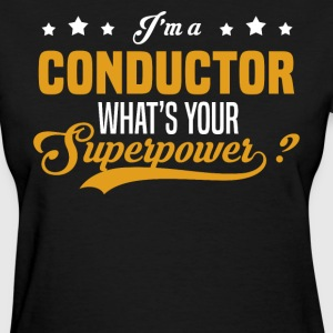 Conductor - Women's T-Shirt